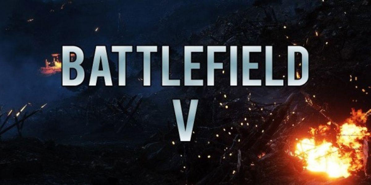 Состоялся официальный анонс Battlefield 5 23893