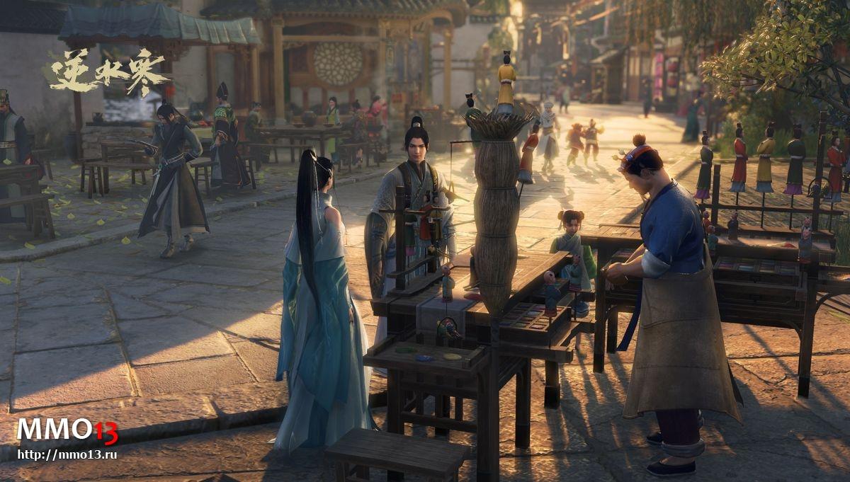 Открытая бета китайской версии Justice запланирована на июнь 23931