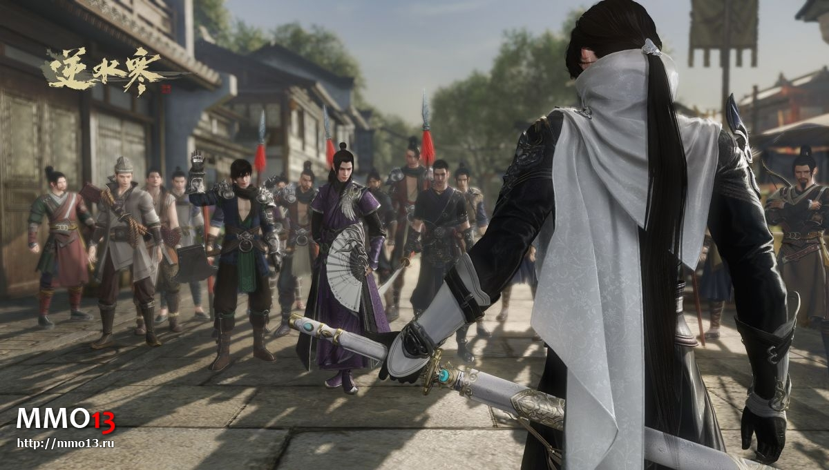 Открытая бета китайской версии Justice запланирована на июнь 23932