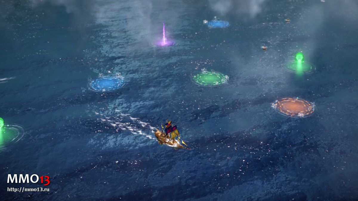 Lost Ark — Письмо Риши об изменениях морского контента 24027