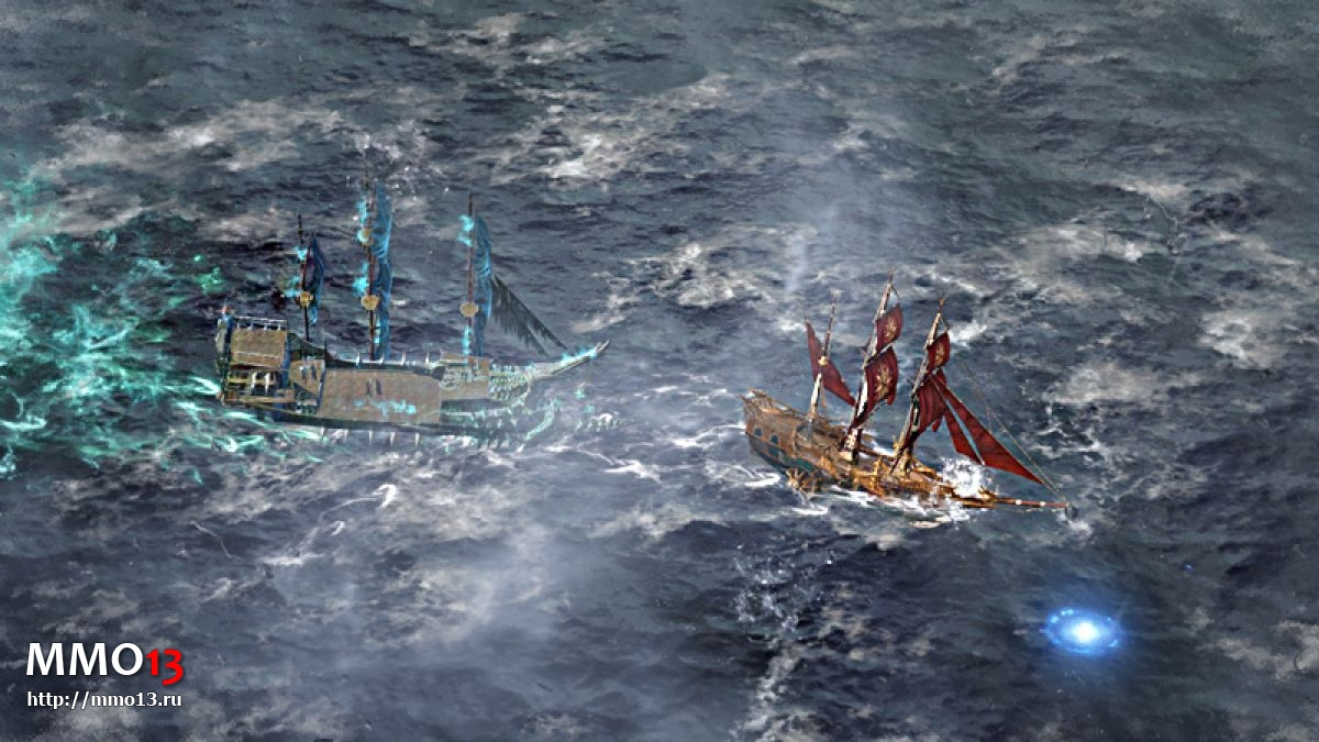Lost Ark — Письмо Риши об изменениях морского контента 24033