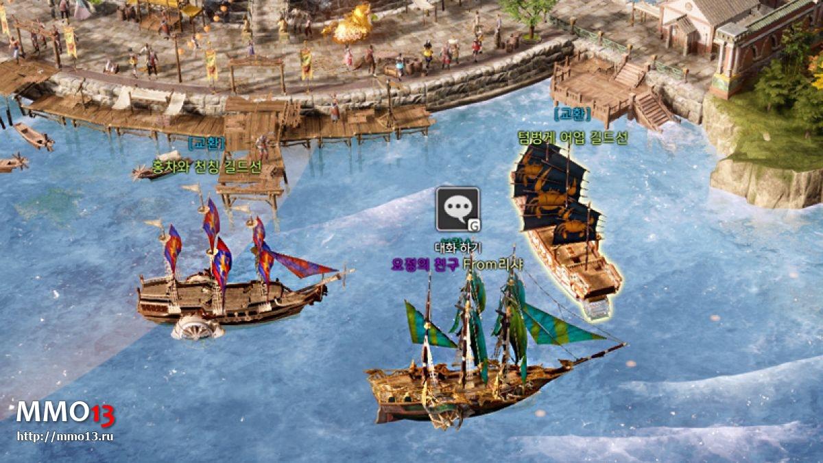 Lost Ark — Письмо Риши об изменениях морского контента 24039