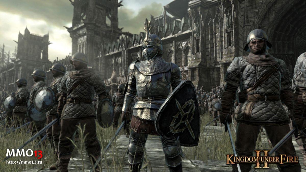 Для Kingdom Under Fire 2 вышло крупное обновление «Горы Скорби» 24040
