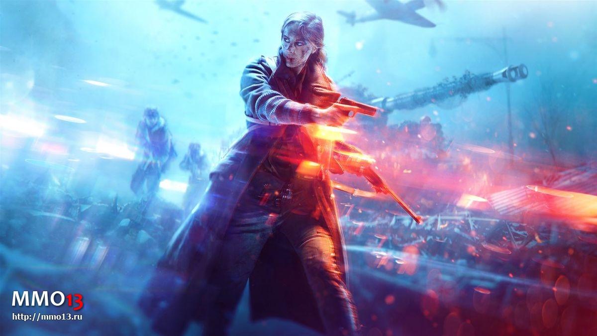 Battlefield V — предзаказ и системные требования 24043