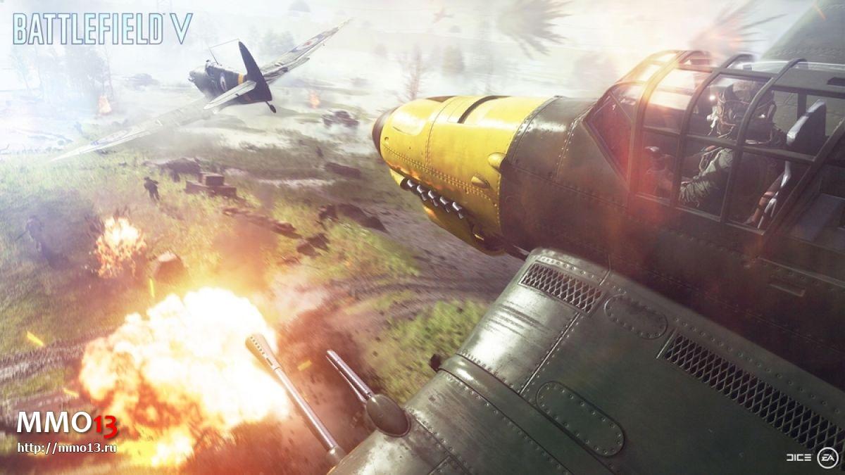 (Обновлено) Не ждите «Королевскую битву» в Battlefield V 24060