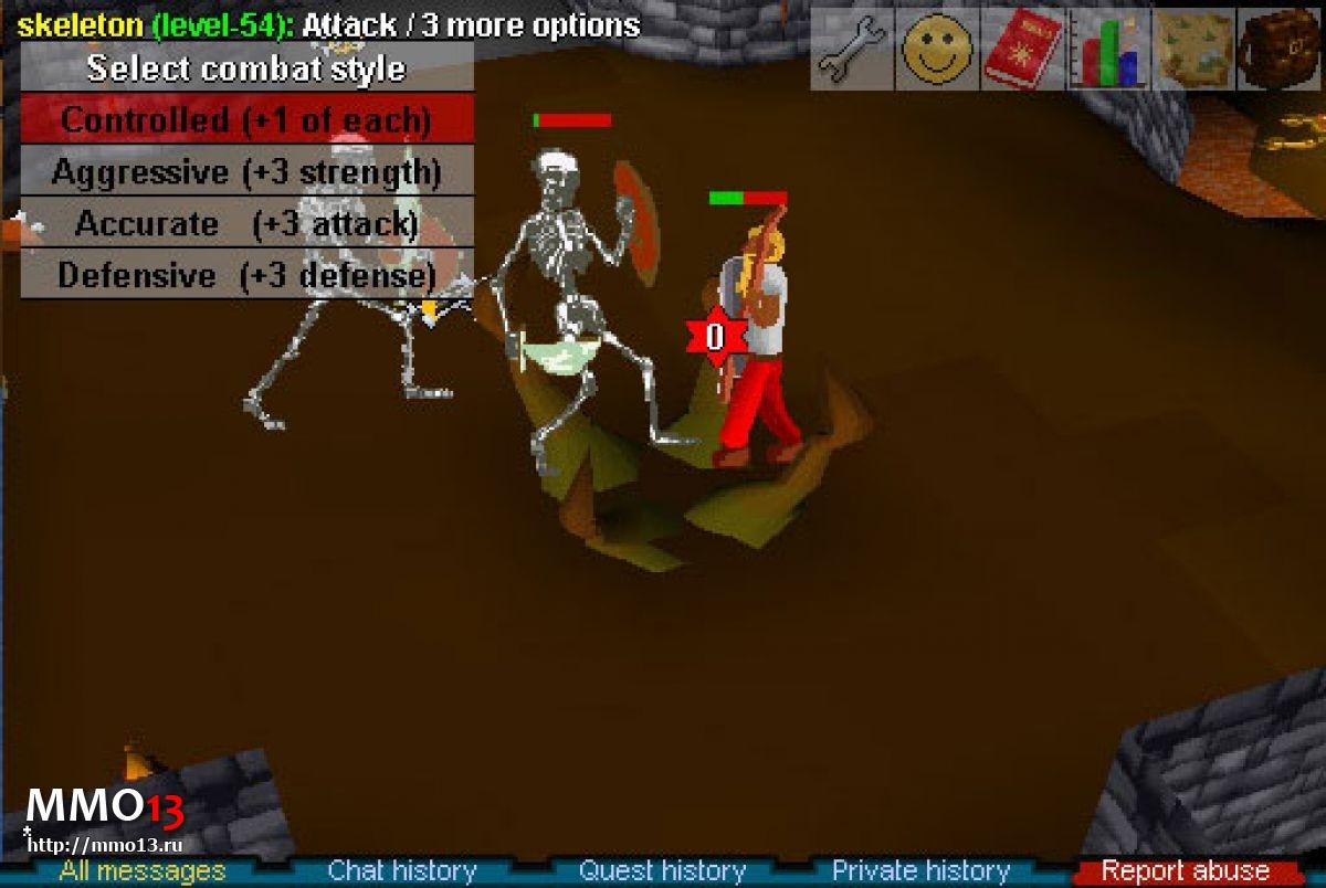 Классическая версия RuneScape закрывается 24088