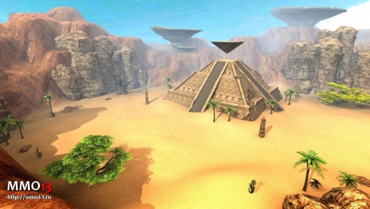 Для Blood and Soul вышло крупное обновление «Сокровища фараона» 24107