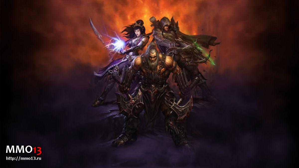 Официально: новая игра во вселенной Diablo находится в разработке 24208