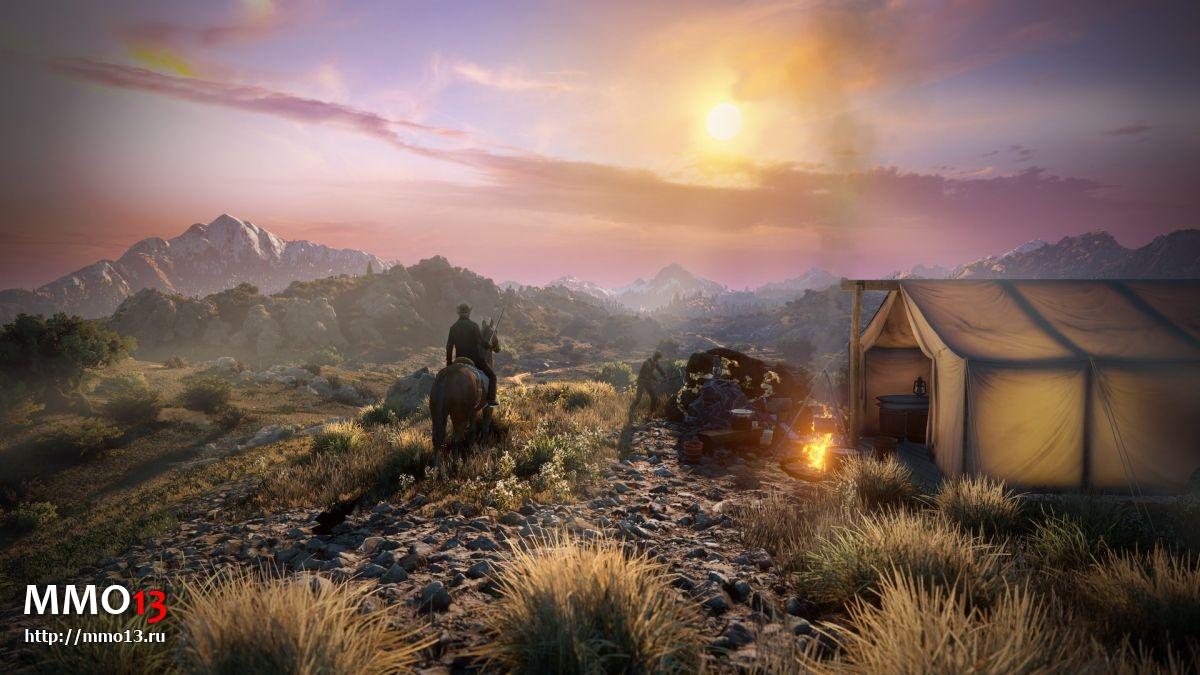 Разработчики Wild West Online выпустят бесплатную пробную версию 24298