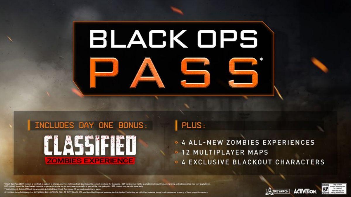У шутера Call of Duty: Black Ops 4 все-таки будет сезонный пропуск 24320