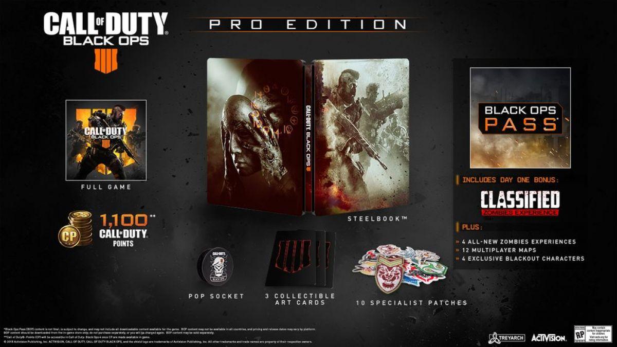 У шутера Call of Duty: Black Ops 4 все-таки будет сезонный пропуск 24321