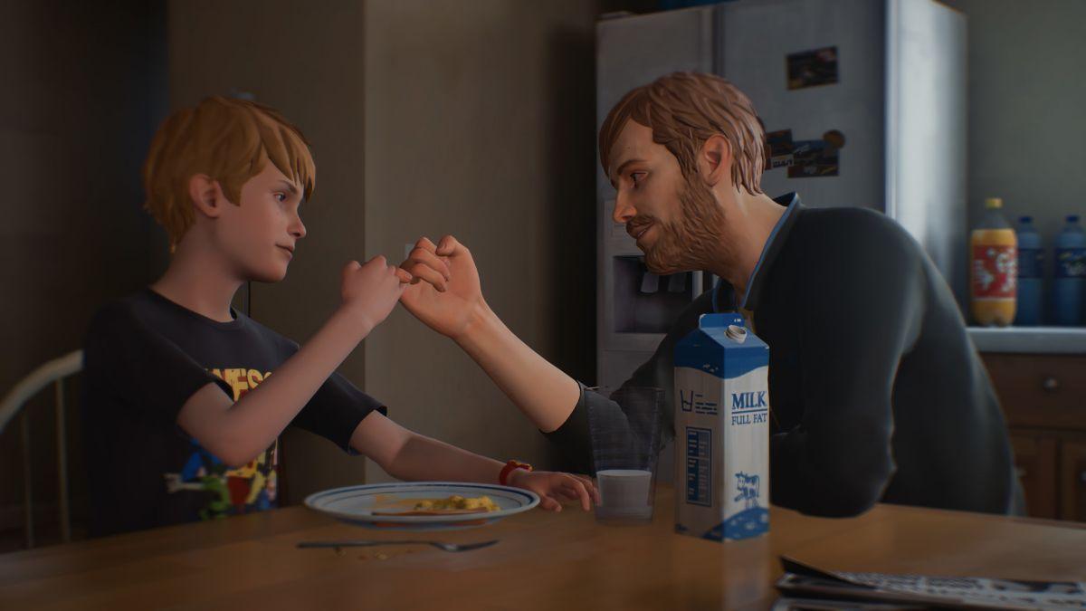 [E3 2018] Captain Spirit будет содержать много секретов Life if Strange 24323
