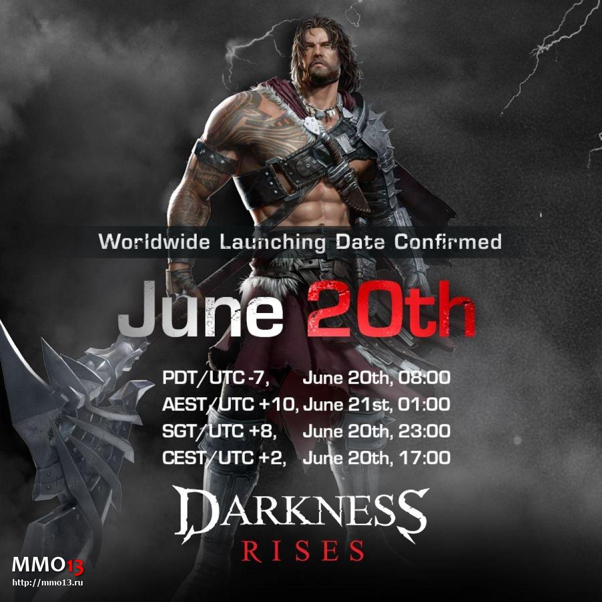 Darkness Rises выйдет еще раньше 24414