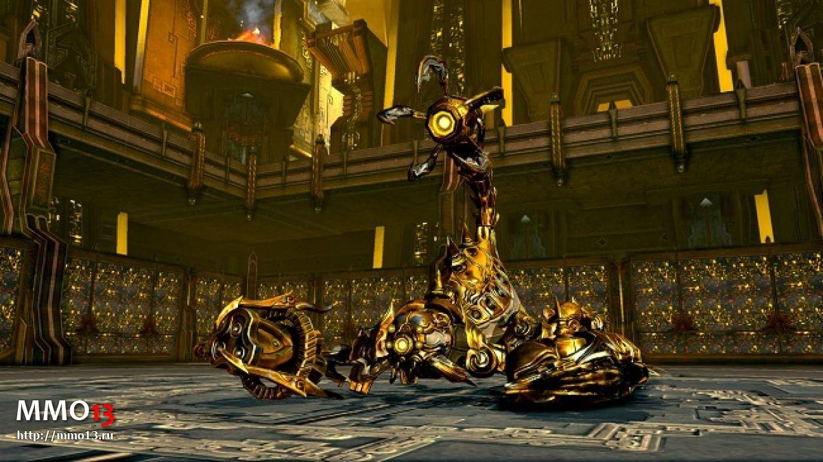 Вышло крупное обновление «Золотой император» для Blade and Soul 24503