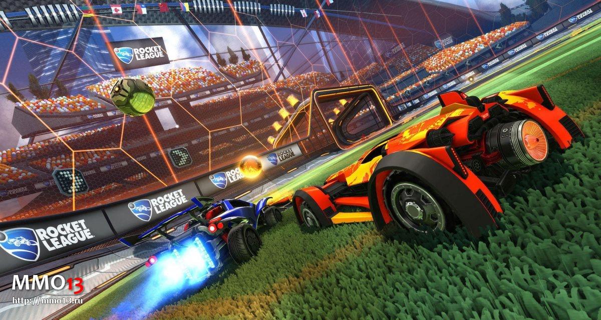 В Rocket League пройдут бесплатные выходные на PC и Xbox One 24535