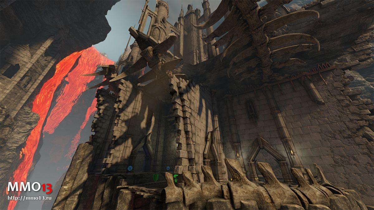 В Quake Champions появилась новая арена 24571