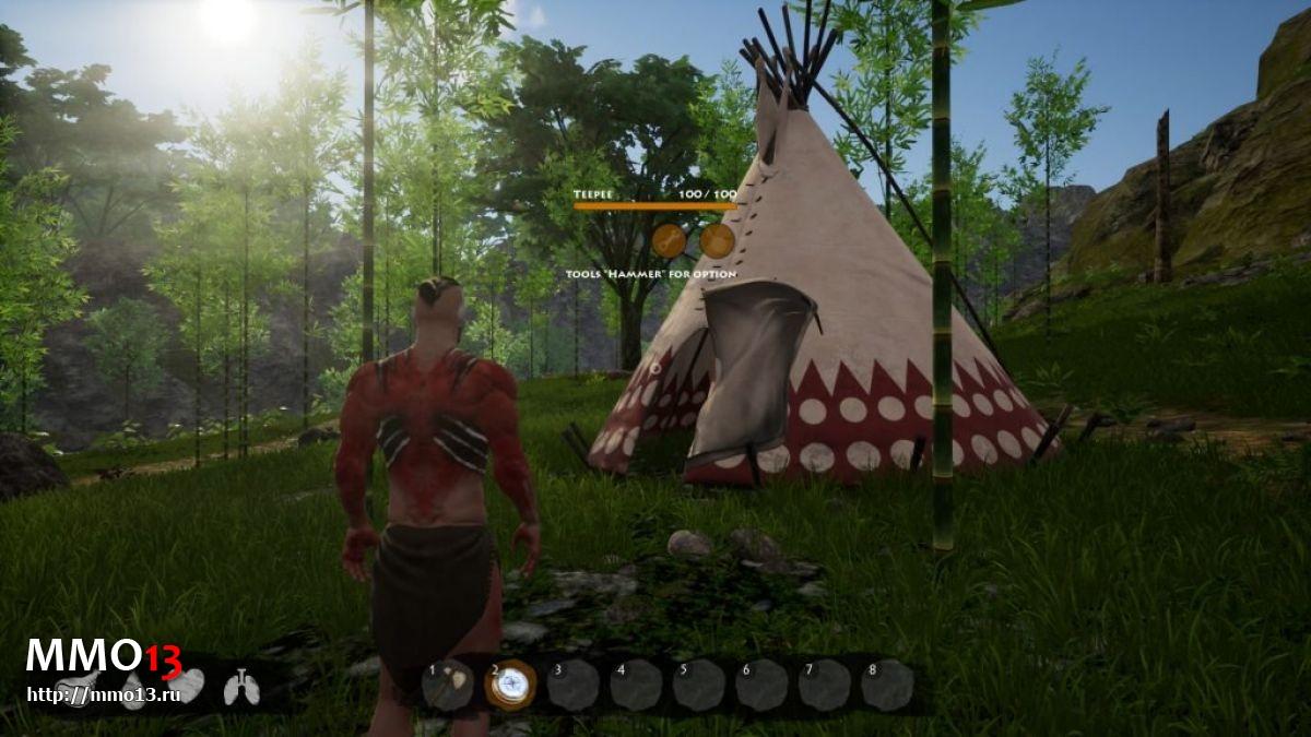 Побыть аборигеном в New Dawn позволят уже на этой неделе 24586