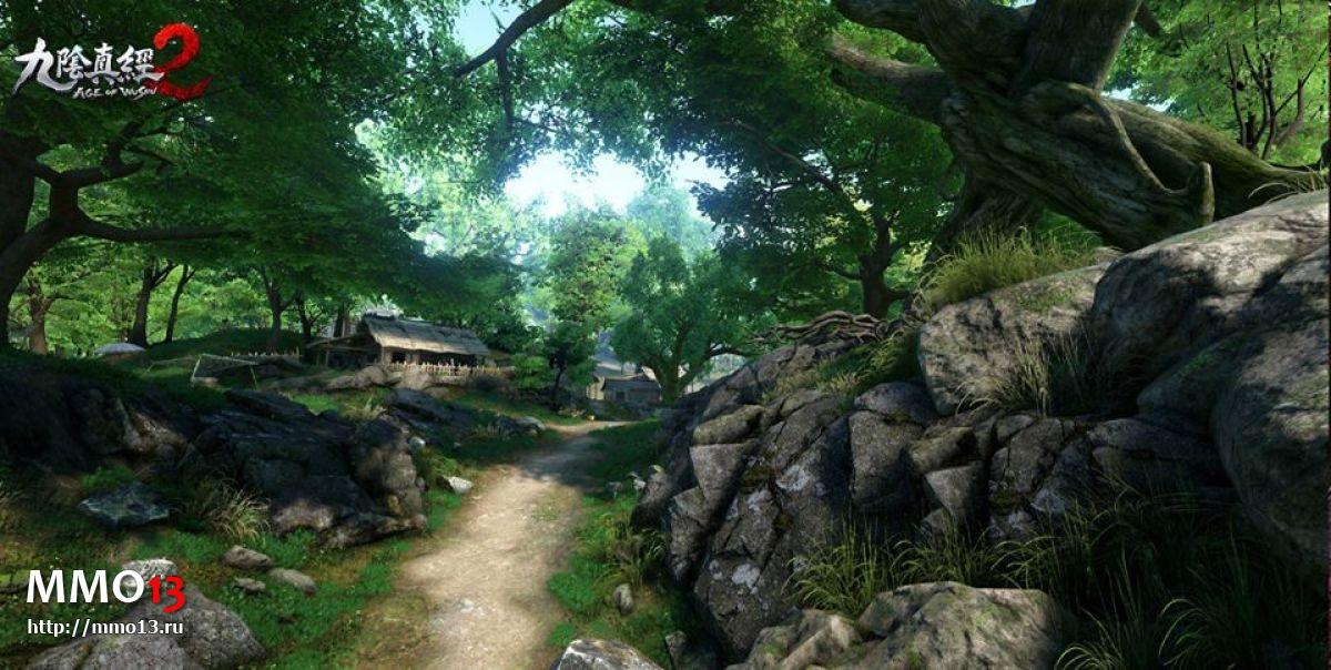 Age of Wushu 2 — глобальная версия, дети, убийство лошадей и другое 24698