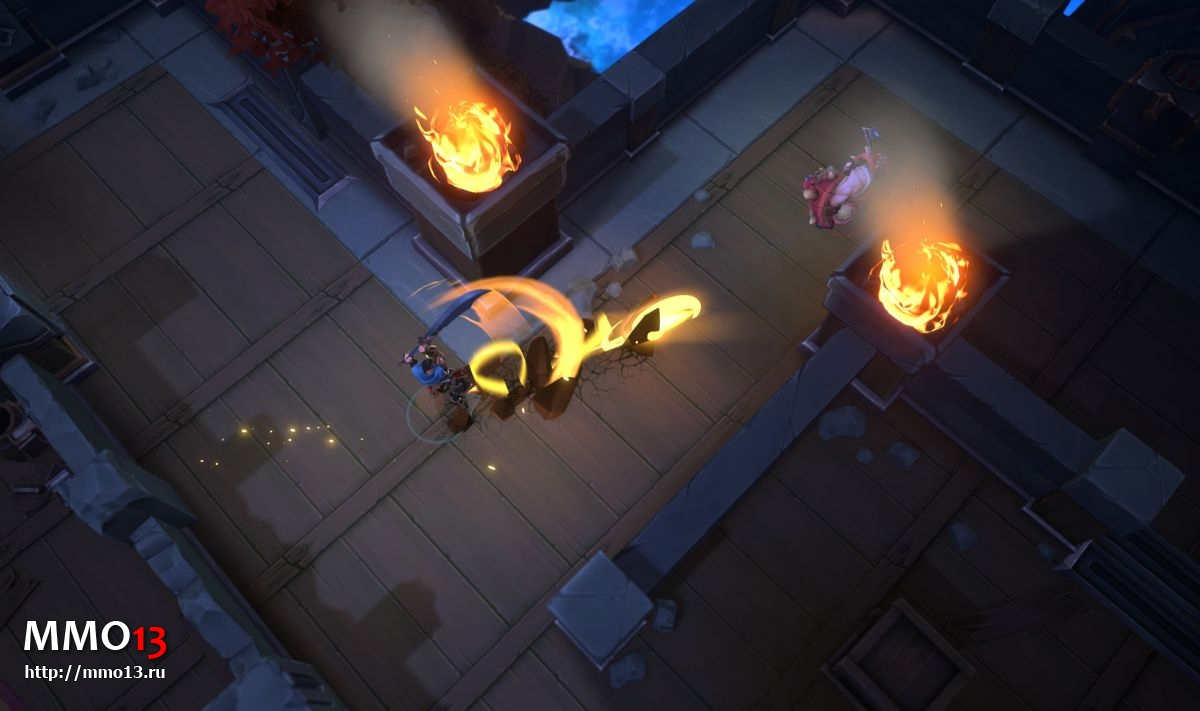 Battlerite Royale — режим «Королевской битвы» в Battlerite станет отдельной игрой 24811