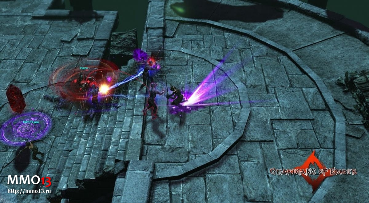 Gameforge станет издателем Guardians of Ember 24812