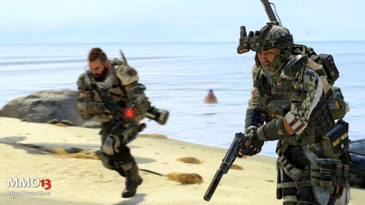 Началось бета-тестирование Call of Duty: Black Ops 4 24833