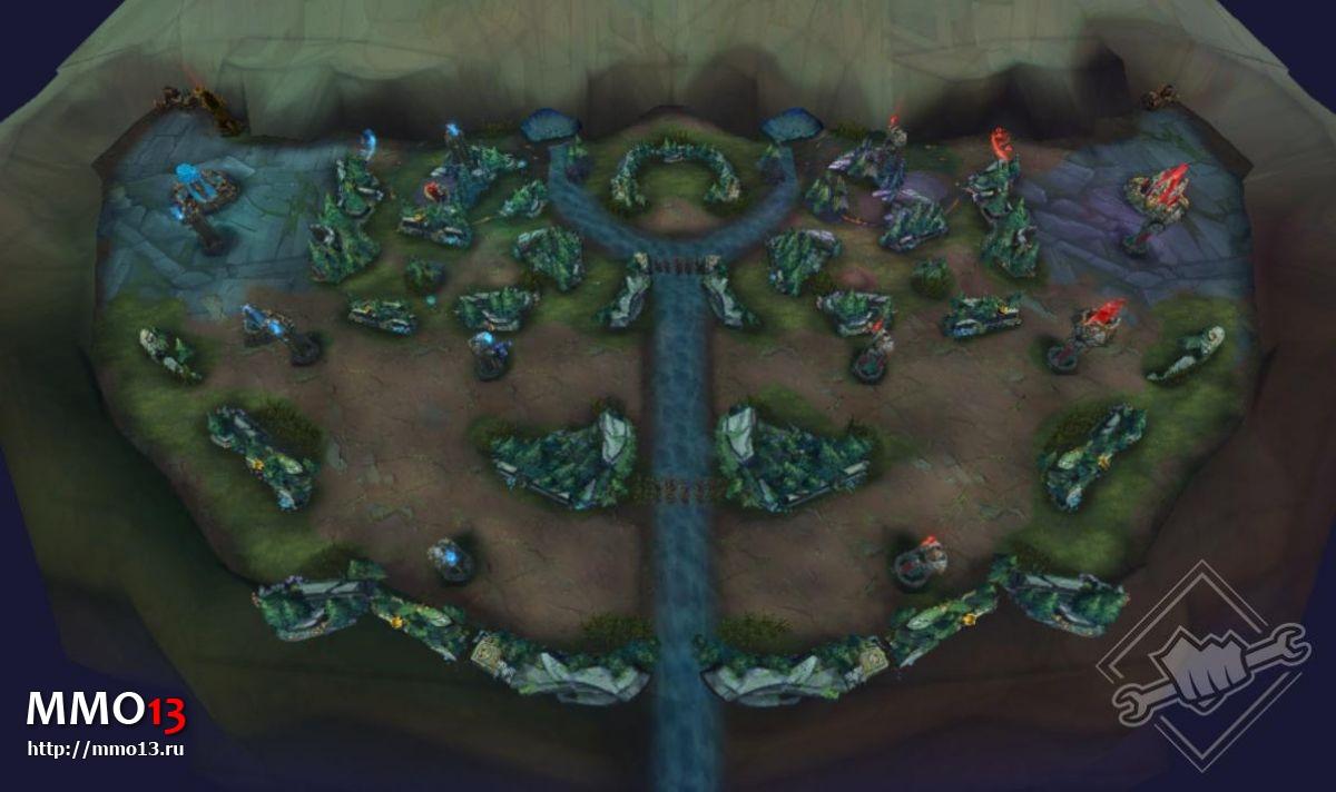 В League of Legends появится новый режим «Штурм Нексуса» 24864