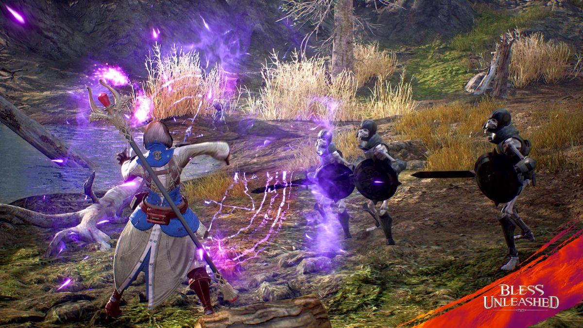 Анонсирована MMORPG Bless Unleashed для Xbox One 24962