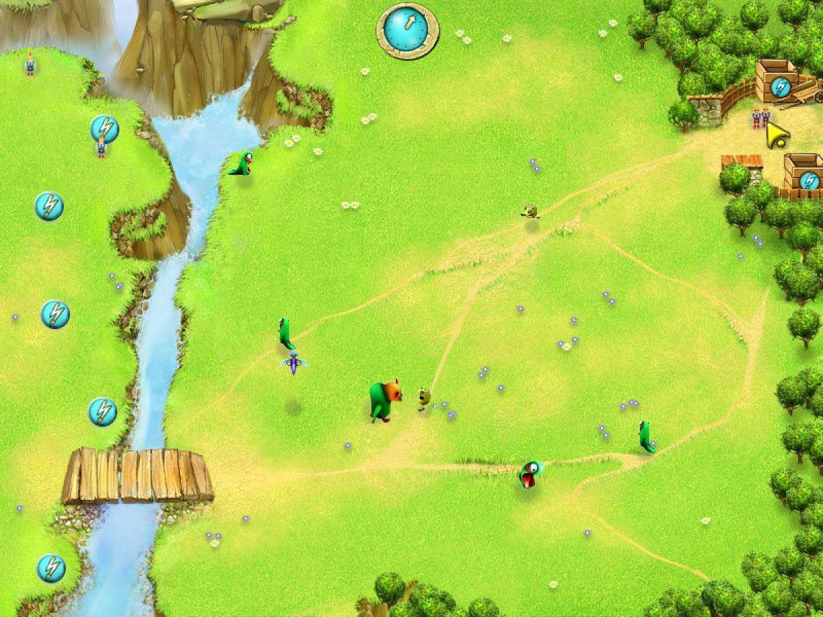 алаваровские игры картинки классическом