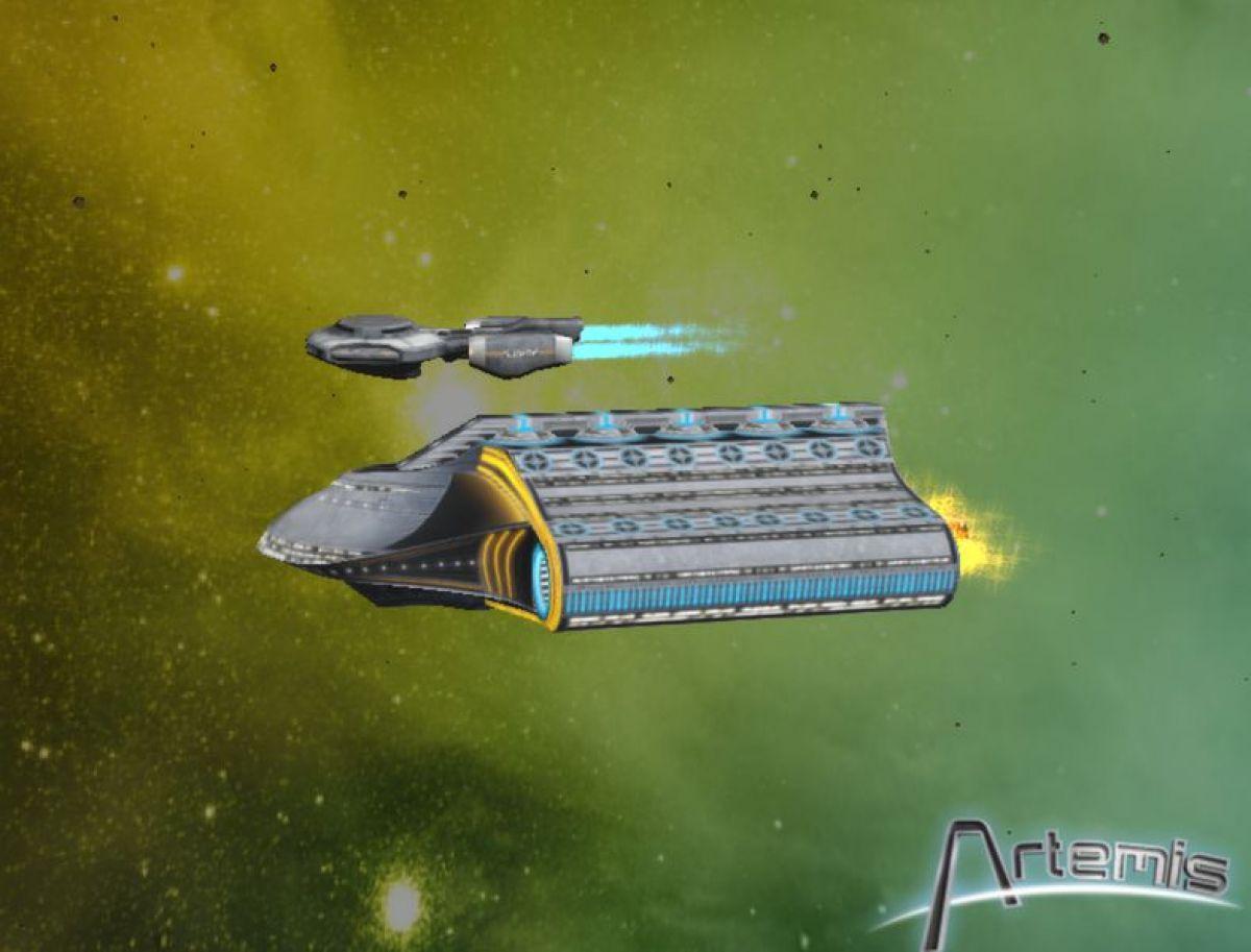 Artemis Spaceship Bridge Simulator — дата выхода, системные