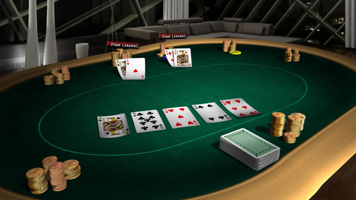Texas holdem poker wallpaper