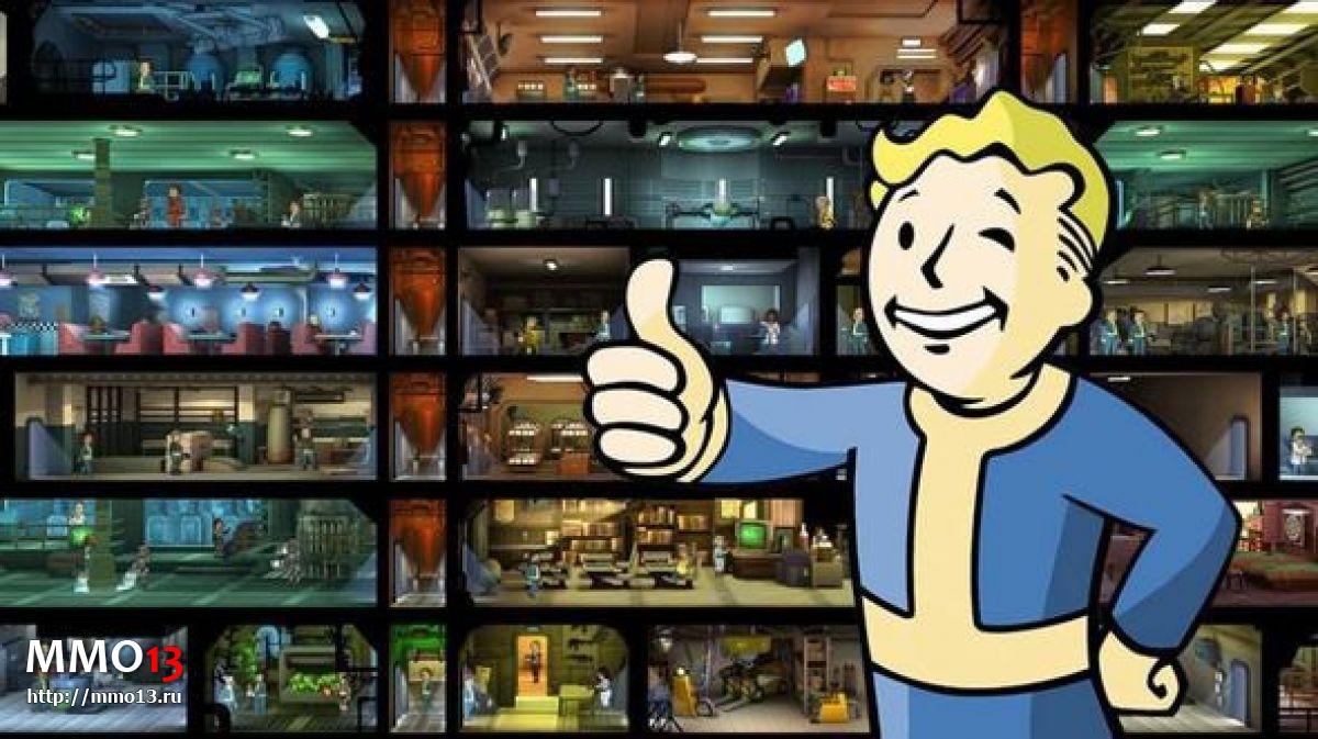 Первые подробности Fallout Shelter Online 24787