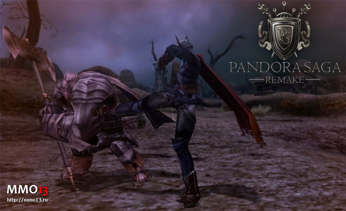 Команда энтузиастов возродит MMORPG Pandora Saga 201943