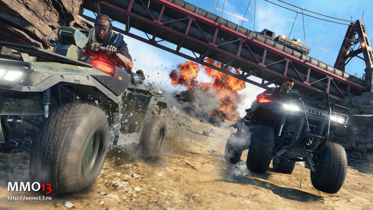 Call of Duty: Black Ops 4 — в «Королевской битве» будут зомби 202074