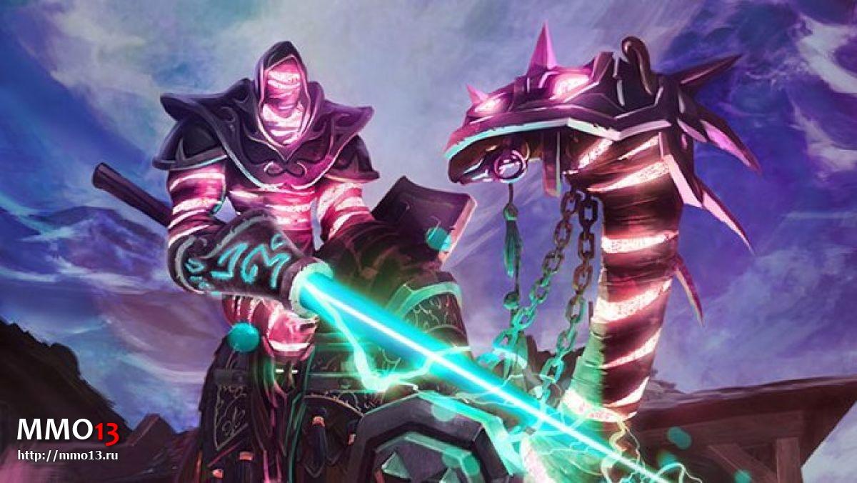 Следующее дополнение для World of Warcraft может отправить игроков на Планету Эфириалов 202193