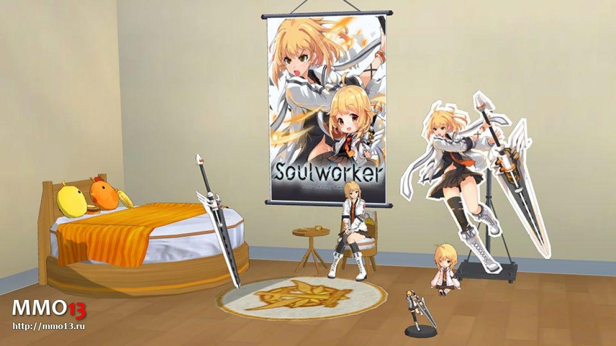 Вышло крупное обновление для Soul Worker 202961