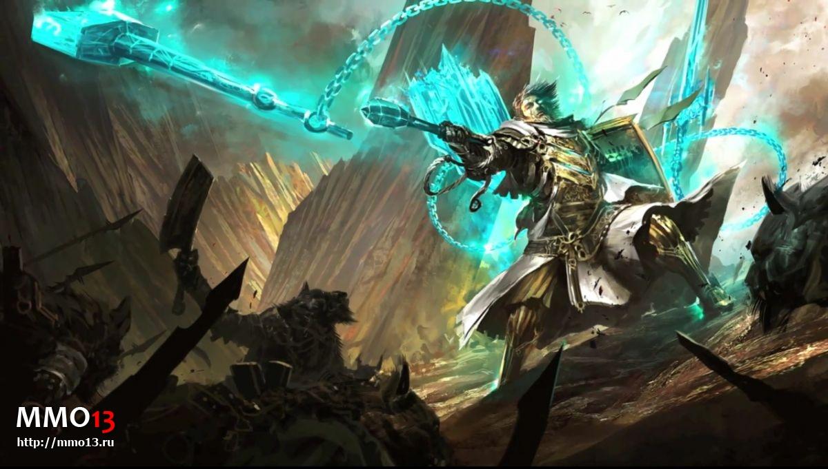 Создатели Guild Wars 2 работают над новой игрой 203758