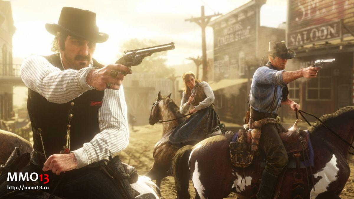 Релизная версия Red Dead Redemption 2 обойдется без мультиплеера 205359
