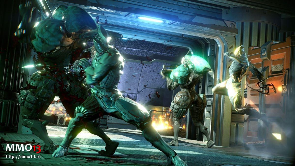 Warframe станет первой игрой на Xbox One с поддержкой клавиатуры и мыши 207008