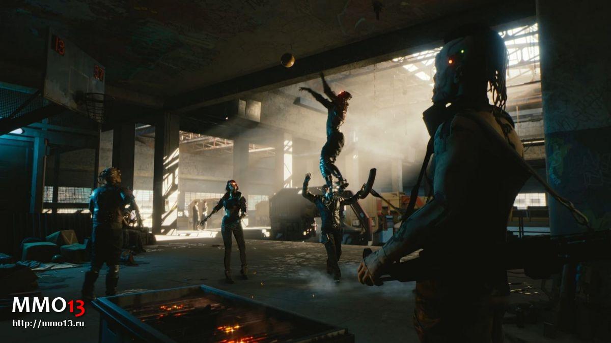 Digital Scapes может помочь авторам Cyberpunk 2077 с мультиплеером 209575