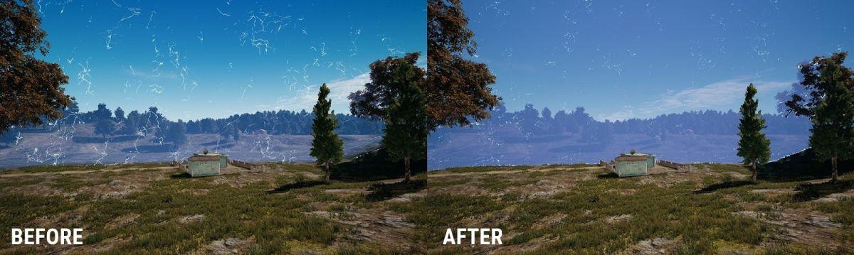 Игроки в PUBG оказались недовольны визуальными изменениями синей зоны 210043