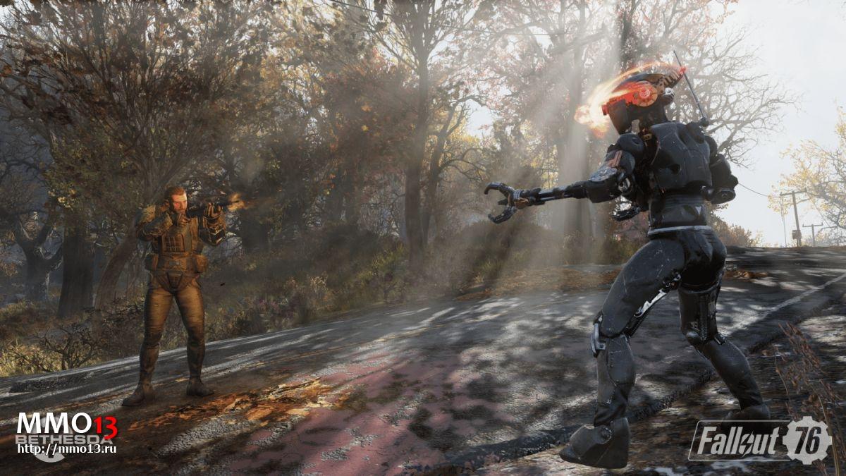 Расписание ЗБТ Fallout 76 для всех платформ