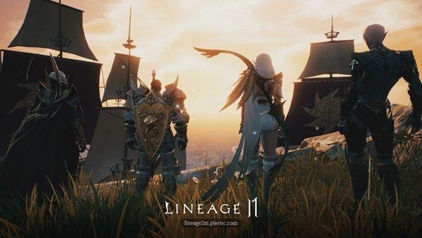 Lineage 2M — новый уровень мобильных MMORPG