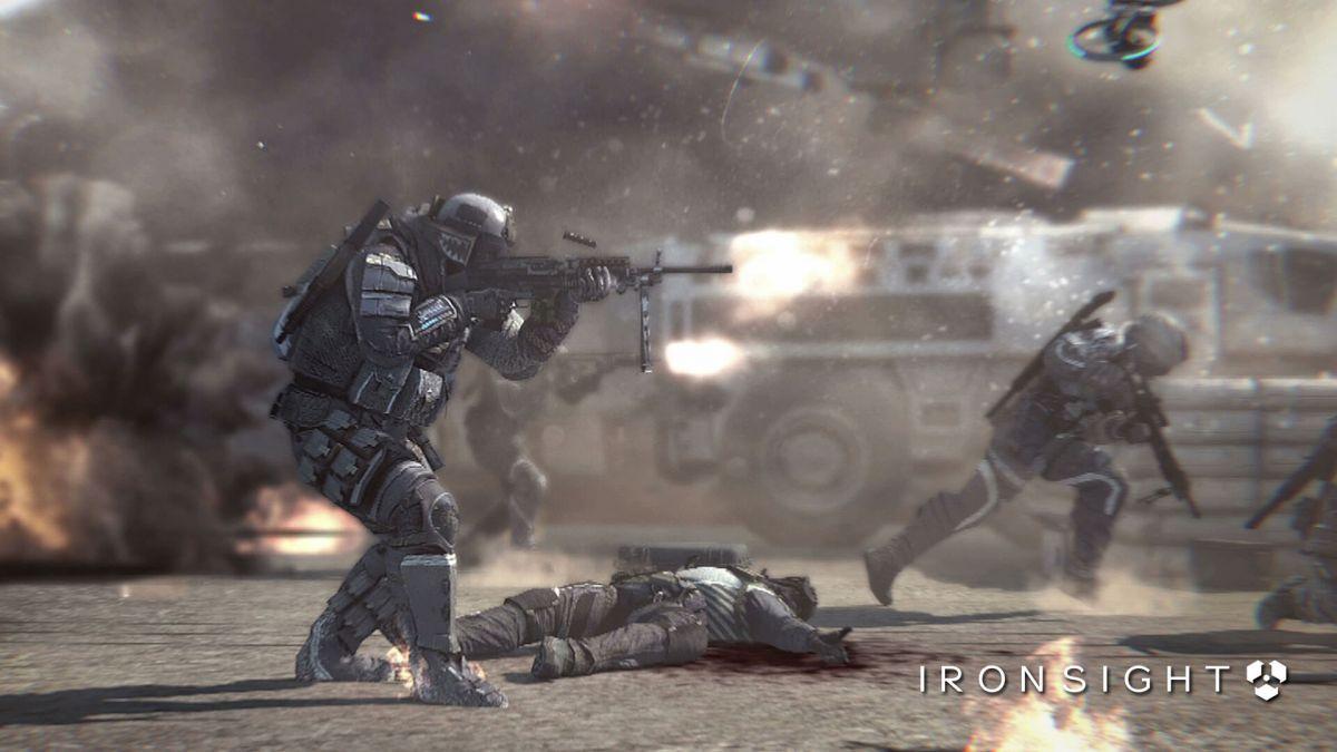Aeria Games вернёт деньги за блокировку IronSight для русскоязычных игроков