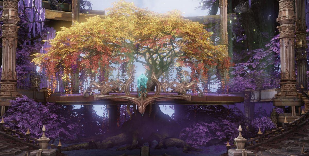В Lost Ark появился новый континент Роэндел