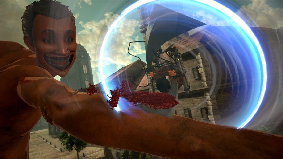 Зарегистрирована торговая марка Attack on Titan 2: Final Battle
