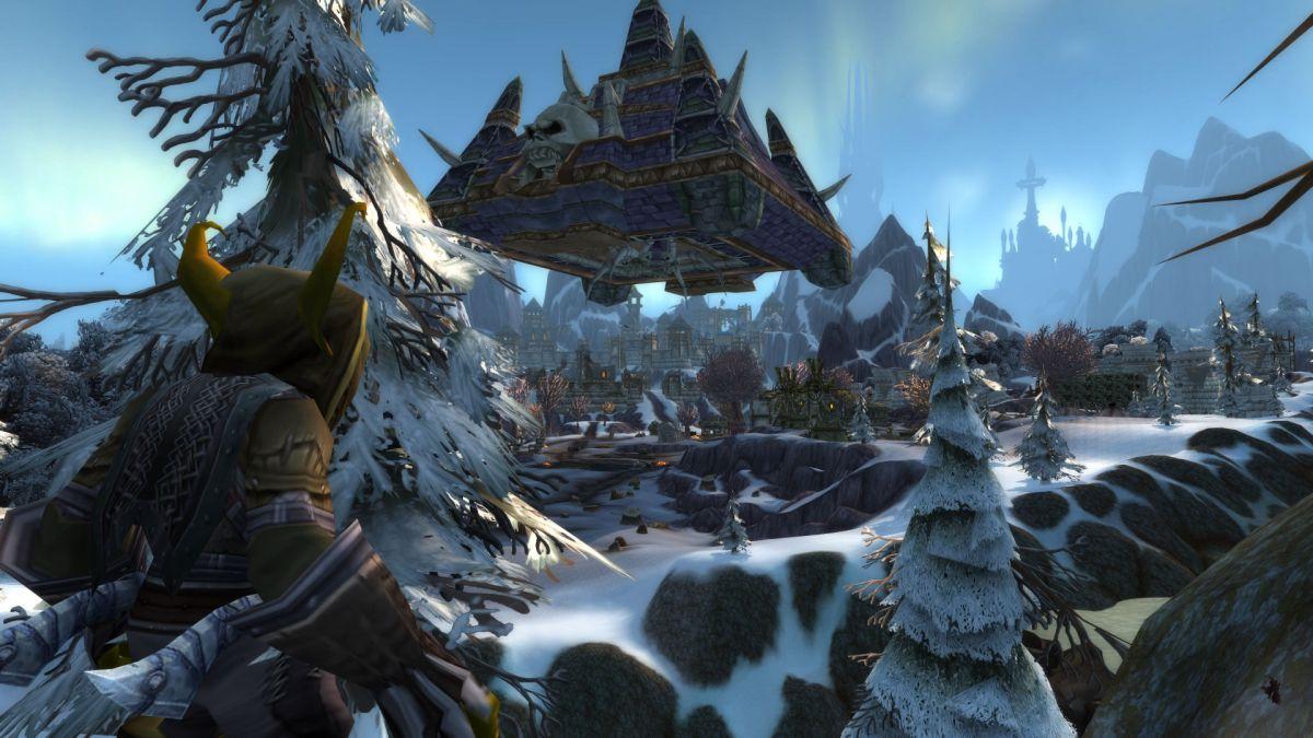 Контент в World of Warcraft: Classic будет открываться постепенно