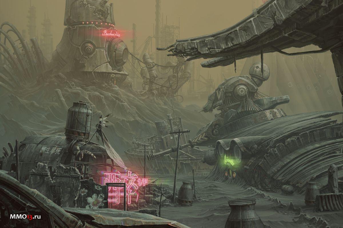 Бывший арт-директор Blade & Soul анонсировал новые игры: Project EVE и Project NIKKE