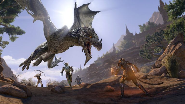 Почему люди продолжают играть в The Elder Scrolls Online?