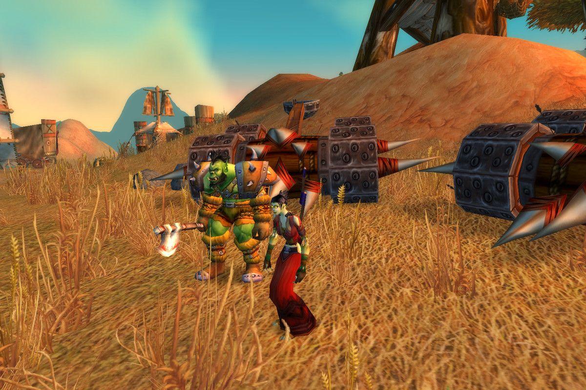 PvP-контент в World of Warcraft: Classic также будет открываться со временем