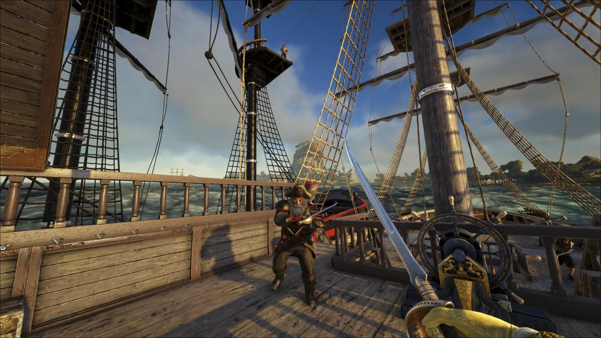 Авторы экшена про пиратов Atlas подготовили гигантский патч